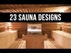 design sauna 23 home sauna designs