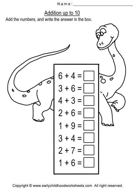 image detail for to print this worksheet click addition