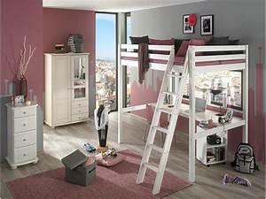 Kinderbett Unter Dachschräge : hochbett mit schreibtisch selber bauen zj98 hitoiro ~ Michelbontemps.com Haus und Dekorationen