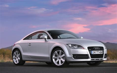 Audi Tts Coupe Wallpapers by Audi Tt Coupe Roadster Turbo V6 Quattro Tts Free