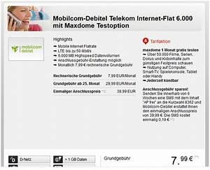 Mobilcom Rechnung : lte d1 telekom daten flat mobilcom 10gb statt 6gb ~ Themetempest.com Abrechnung