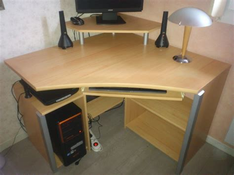 conforama bureau d angle bureau informatique dangle conforama ciabiz com
