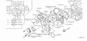 Infiniti I35 Engine Timing Cover  Front
