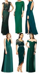 dessy wedding dresses green with envy for these gorgeous green bridesmaid gowns
