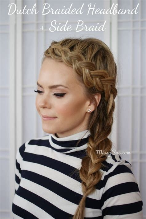 Braids And Hairstyles by 8 Chic Side Braid Hairstyles Popular Haircuts
