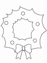 Coloring Pages Wreath Christmas Printable Wreath4 Template Wreaths Print Santa Holly Colouring Sheet Ws Coloringpagebook Holiday Pdf Easily Crafts sketch template