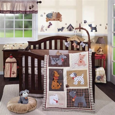 woof nursery collection  lambs ivy love