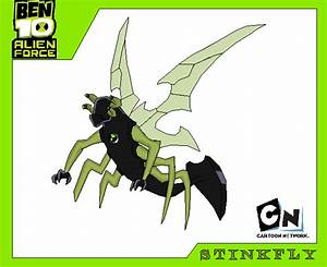 Stinkfly-Ben 10 Alien Force by Bentenny10 on DeviantArt