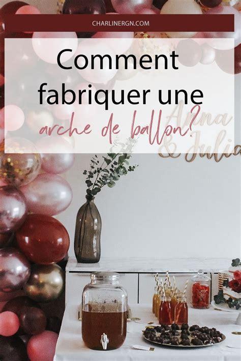 developper son compte instagram  arche ballon