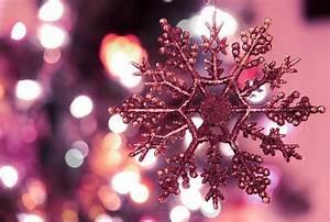 christmas, glitter, snow flake, winter - image #121884 on ...