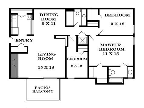 3 bedroom floor plan 3 bedroom flat floor plan ideas storage of 3 bedroom