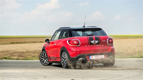 2018 Mini John Cooper Works All4 Paceman Review