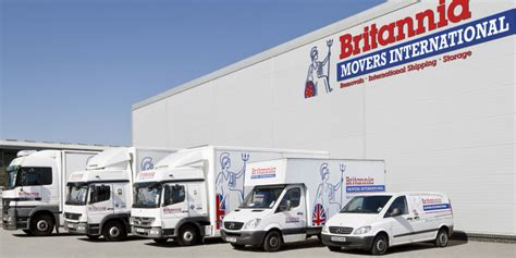 britannia southern removals storage company  mijas