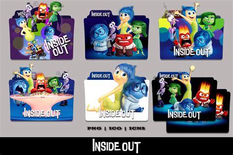Icon Folder 2015 Inside Out 2015 Folder Icon Mega Pack By Bl4cksl4yer On