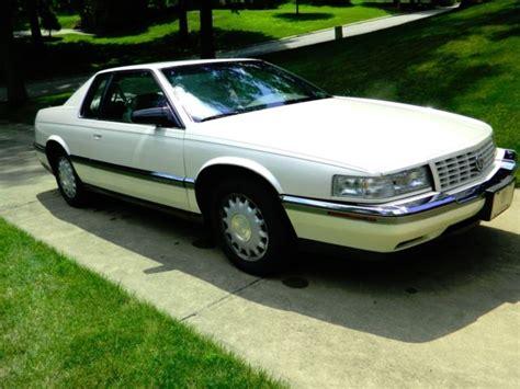 1992 Cadillac Eldorado For Sale by Cadillac Eldorado Coupe 1992 White For Sale