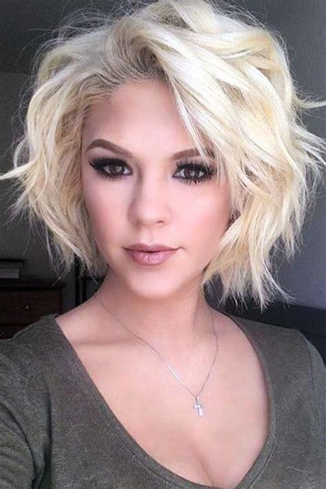 cute short hairstyles  women   adorable