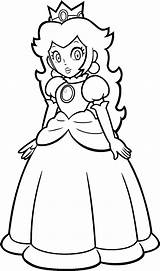Peach Coloring Princess Mario Daisy Super Coloriage Printable Paper Kart Rosalina Deviantart Blistinaorgin Dessin Popular Colouring Imprimer Colorier Inspirational Favourites sketch template