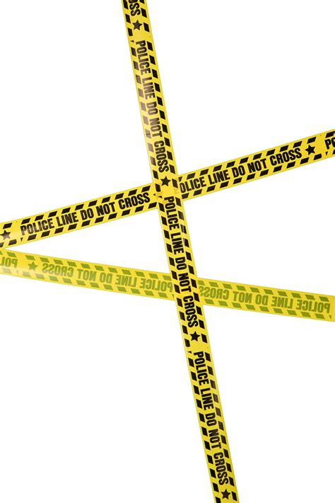 absperrband gelb schwarz absperrband tatort halloweendeko schwarz gelb g 252 nstige faschings partydeko zubeh 246 r bei
