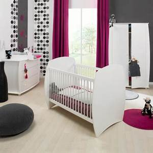 chambre moderne de bebe With chambre bebe fille moderne