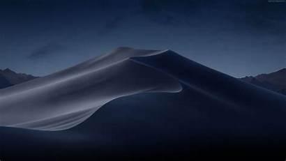 4k Mojave Os Wallpapers Macos Mac Night
