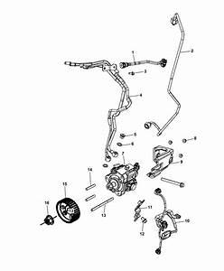 2013 Dodge Grand Caravan Fuel Injection Pump