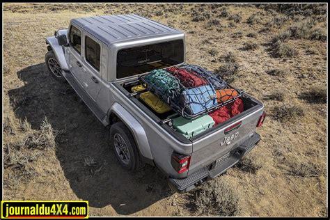 2020 Jeep Gladiator Bed Size by Jeep Wrangler Gladiator