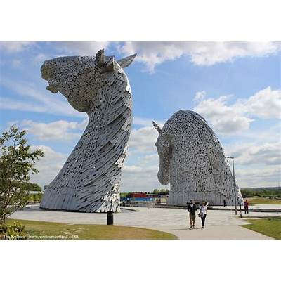 Kelpies Scotland - The