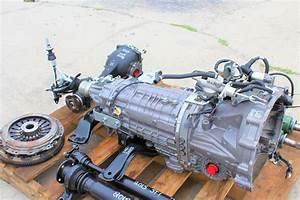2015 Subaru Impreza Wrx Sti 6 Speed Transmission Swap 26k