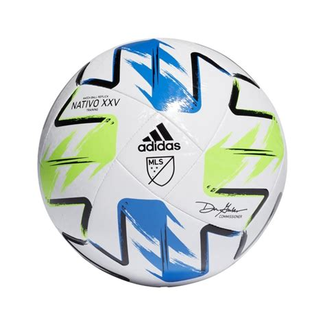 Adidas MLS Training Soccer Ball