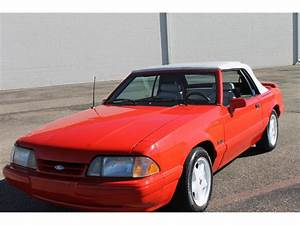 1992 Ford Mustang for Sale | ClassicCars.com | CC-1201158