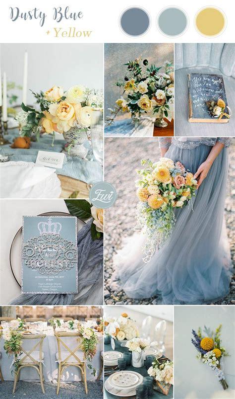 amazing summer wedding color combos   memorable big