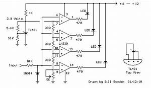 3 6 Volt Cell Phone Battery Meter Circuit Diagram And Instructions