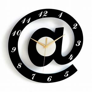 Cm digital wall clock modern design decorative diy