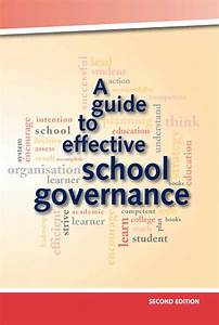 A Guide To Effective School Governance  U2013 Isasa