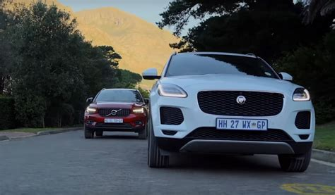 Jaguar Epace Does Luxury Better Than Volvo Xc40, Has More
