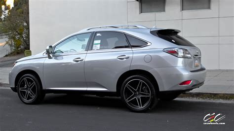 lexus black was the lexus rx350 redesigned in 2014 autos weblog