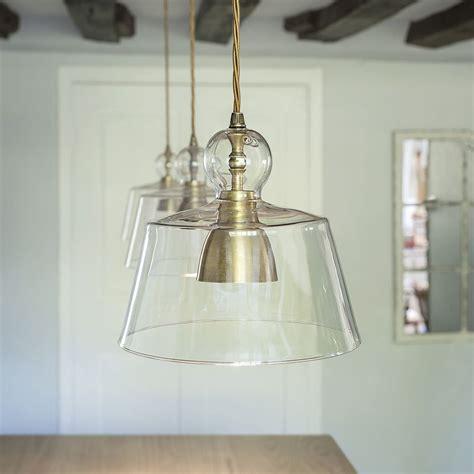 lovell glass pendant light        kitchen