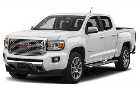 2018 Gmc Canyon Denali  2018, 2019 And 2020 Pickup Trucks
