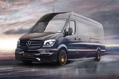 luxury mercedes mercedes sprinter transformed into luxury jet van auto
