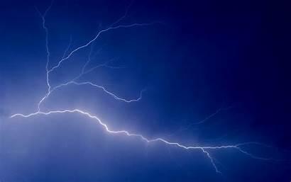 Lightning Wallpapers Desktop Thunder Dark Nature Sky