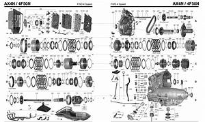 Ford 4r100 Transmission Wiring Diagram Ford Expedition