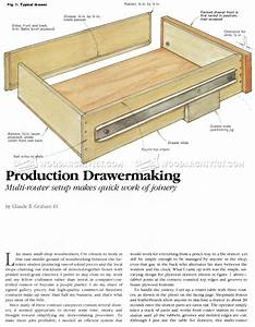 Drawer Construction Jig • WoodArchivist
