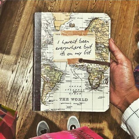 carnet de cuisine vierge comment faire un carnet de voyage idées inspirantes en 60