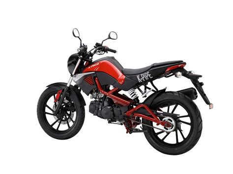 Kymco Picture by 2013 2017 Kymco K Pipe 125 Picture 488928 Motorcycle