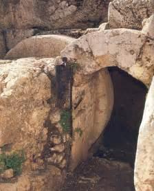 Jesus Tomb Stone