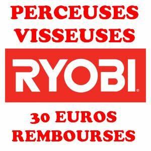 Www Mon Bonus Ryobi Com : offre de remboursement ryobi 30 sur les perceuses visseuses ~ Dailycaller-alerts.com Idées de Décoration