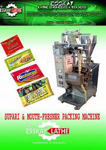 Automatic Packing Machine Mouth Freshener) at Rs 125000 ...