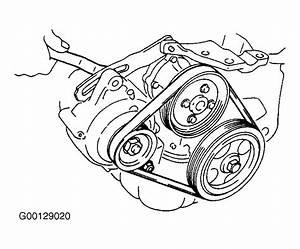 Install Serpintine Belt 1994 Toyota Paseo