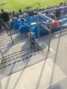 Bank Of America Stadium Section 111 Row 20 Seat 1