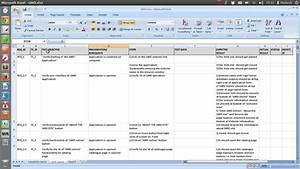 sample test case template document excel youtube With system test case template